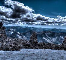 Ben Nevis Summit by Ramblermatt