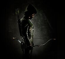 Green Arrow by GreenArrow5