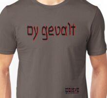 oy gevalt Unisex T-Shirt