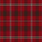02805 McLennan County, Texas E-fficial Fashion Tartan Fabric Print Iphone Case by Detnecs2013