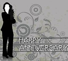 business happy anniversary by maydaze