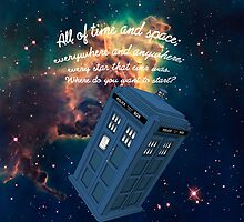 All of time and space by stargirl1311