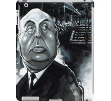 Alfred Hitchcock iPad Case/Skin