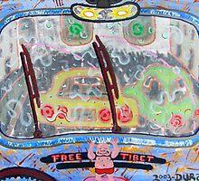 Driving Rain by Douglas Durand