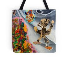 Fifties Science Fiction Tote Bag