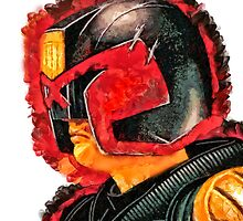 Judge Dredd by Joe Misrasi