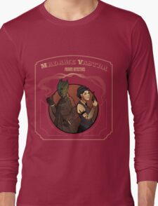 Victorian detectives Long Sleeve T-Shirt