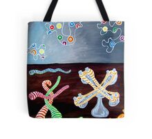 Taffy and Cereal Tote Bag