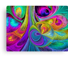 Love Is Like Oxygen Canvas Print