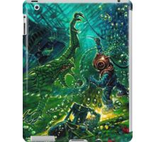 shipwreck iPad Case/Skin