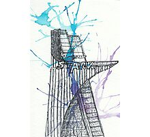 Stark Tower Photographic Print