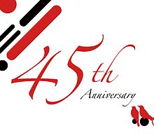 45th Anniversary by maydaze