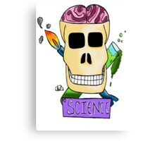 SCIENCE! Canvas Print