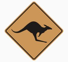 Kangaroos Sign	 by SignShop