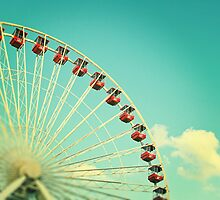 Summer At Navy Pier by MAlexandraPhoto