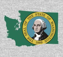 Washington State | SteezeFSC by FreshThreadShop