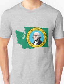 Washington State | SteezeFSC T-Shirt