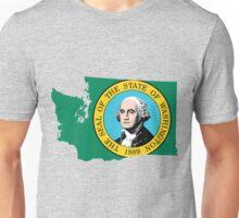 Washington State | SteezeFSC Unisex T-Shirt