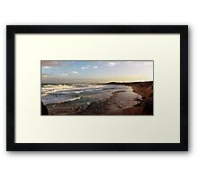 Soldiers Beach, New South Wales Framed Print