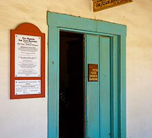 San Juan Bautista Mission by AmishElectricCo