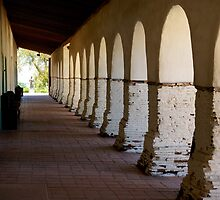 San Juan Bautista Mission #2 by AmishElectricCo