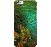 ©DA Fractal Telecom iPhone Case/Skin