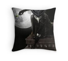 Dr Death Throw Pillow