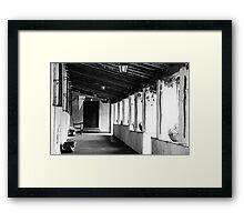 San Carlos de Carmelo Mission #4 Framed Print