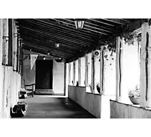 San Carlos de Carmelo Mission #4 Photographic Print