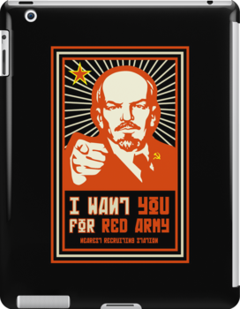 SOVIET RED ARMY I WANT YOU by madeofthoughts