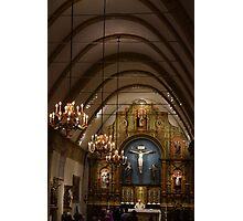 San Carlos de Carmelo Mission #7 Photographic Print