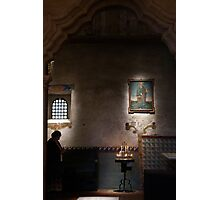San Carlos de Carmelo Mission #8 Photographic Print