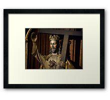 San Carlos de Carmelo Mission #9 Framed Print