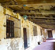 San Carlos de Carmelo Mission #13 by AmishElectricCo