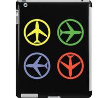 PEACE AIRPLANE iPad Case/Skin