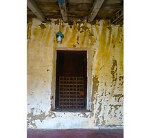 San Carlos de Carmelo Mission #15 Photographic Print
