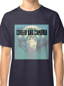COHEED CAMBRIA TOUR 2016 BEFORE SUN Classic T-Shirt