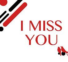 i miss you (mod birds) by maydaze