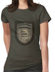 Drunken Huntsman Womens Fitted T-Shirt