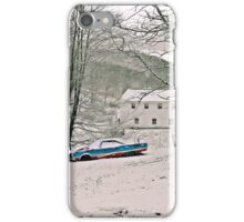 Petty Parking  iPhone Case/Skin