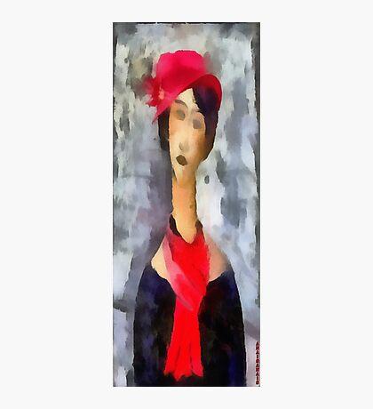 (My funny gallery) Hat..Pashmina..Modì Photographic Print