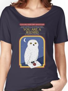 Conjure Your Own Adventure (Dark Shirt) Women's Relaxed Fit T-Shirt