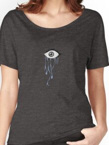 Crying Eye Women's Relaxed Fit T-Shirt