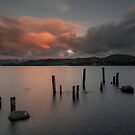 The Old Jetty on Ullswater by Brian Kerr