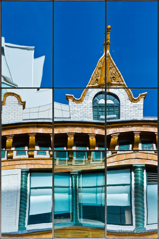 Mark the Reflection 1 by Werner Padarin