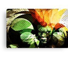 Blanka 2 Canvas Print