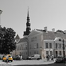 Yellow  - Tallin Estonia by mikequigley