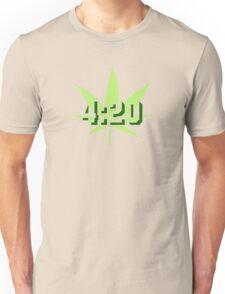 4:20 - Legalize Cannabis VRS2 Unisex T-Shirt