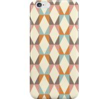 Сolored triangles iPhone Case/Skin
