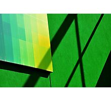 GEOMETRY.. Photographic Print